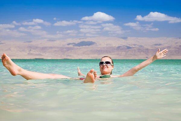Мёртвое море – «Gardens» SPA- элит, обед
