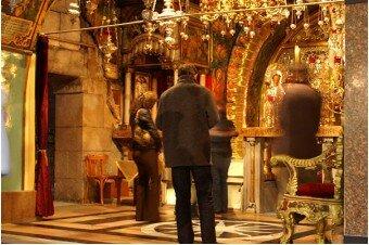 Иерусалим - город 3-х религий