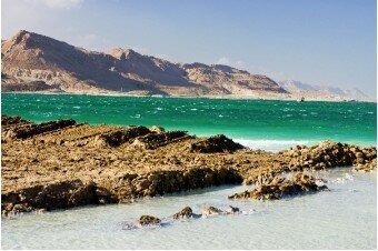 А в Израиле – Мертвое море (9 дней/8 ночей)