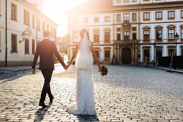 Гражданские браки.